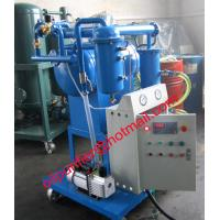 Quality low price Single Stage Vacuum Transformer Oil Purifier Machine,Mini insulation Oil Filter Skid, Switch Oil Filtration wholesale