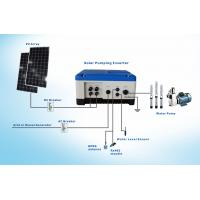 Quality Jntech 2.2kw Single Phase Solar Inverter / 220v  Solar Inverter  For Water Pump wholesale