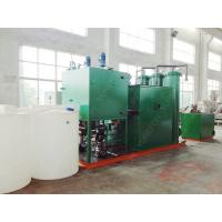 Quality Air Flotation Type Waste Water Treatment System For Plastic Recycling Machine Line wholesale