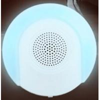China Dimmable Multicolored Boombox Wireless Bluetooth Speaker Smart Led Night Lamp on sale