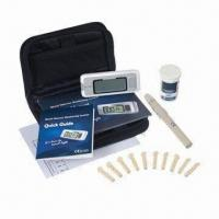 China Blood Glucose Monitoring System with 300-test Memory Storage on sale