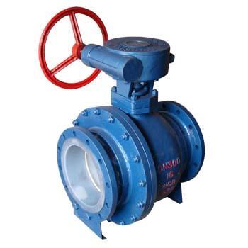 Fluorine ball valve (Q41F46-10C)