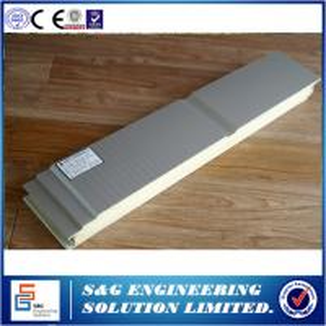 Quality High Precision PU Sandwich Panel Production Line Aluminum Plate Material wholesale