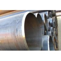 China ASTM A333 GR6 welded pipe ERW steel pipe with welding bead removed on sale