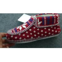 Quality Anckle Womens Knitted Boots wholesale