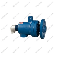 Quality 50A high temperature steam hot oil rotary joint for Leather industry wholesale