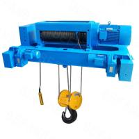 Quality JM 8 ton winch electric cable hoist for pulling and lifting material on crane wholesale