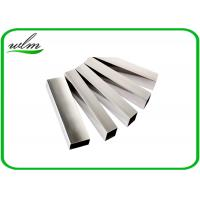 Quality Welded Sanitary Stainless Steel Tubing / Stainless Steel Rectangular Tubing DN6 - DN300 wholesale