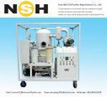 Quality High Efficiency Vacuum Transformer Oil Filter , Vacuum Oil Purification Machine wholesale