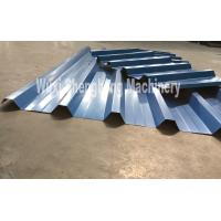 Quality Automatic Roll Forming Equipment Precision For Glazed Tile Making wholesale