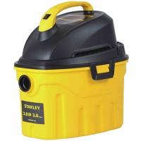 Quality Lightweight Portable Wet Dry Vacuum Cleaner 3 Gallon 12 Litres Yellow Color wholesale