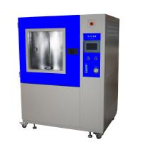 Quality IP4X - IP6X Plastic Testing Equipment , Sand and Dust Test Chamber For electronics wholesale