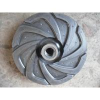 Quality Steel Wear Resistant Slurry Pump Impeller Easy Install Various Color / Size wholesale