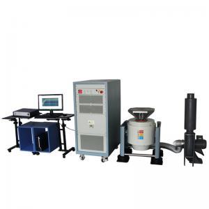 Quality Sine Random Vibration Electromagnetic Battery Vibration Testing Machine UN38.3 IEC62133 wholesale
