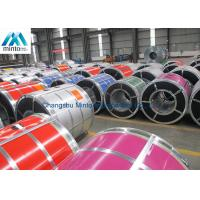 Quality Pre Painted Aluminium Coil Color Coated Aluminum Coil 0.02mm - 3.0mm Thickness wholesale