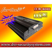 China 4CH 3G & GPS hard drive mobile dvr on sale