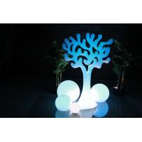 Quality Home Decoration Outdoor Garden Decor Plastic Christmas Tree With Led Light wholesale