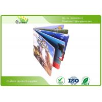 Quality OEM Film Lamination SGS Toddler Board Books With 5mm Thickness Paper Board wholesale