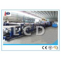 Quality Polyurethane Sandwich Panel Production Line Customized Coil Width For Insulating Panels wholesale