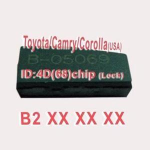 Quality Toyota 4d68 chip wholesale