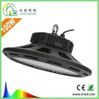 Quality 100W UFO High Bay Led Lighting With 2700-6500K CCT , CE ROHS Certification wholesale