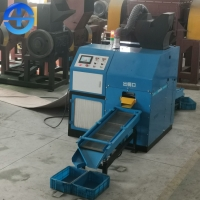 China Mini 99% Purity Rate 100kg/Hr Copper Wire Recycling Machine on sale