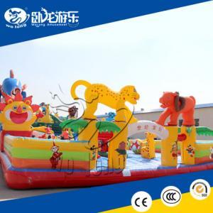 China Large inflatable slides, commercial grade inflatable slide on sale