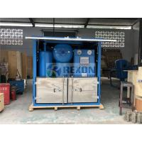 Quality Dust Proof Type 9000LPH Transformer Oil Purifier Machine for Onsite Transformer Oil Maintenance wholesale
