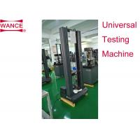 Quality Non Clutched Drives Electromechanical Universal Testing Machine 420mm Test Width wholesale
