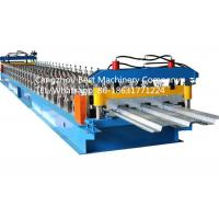 Quality CE and ISO Steel Structural Floor Panel Sheet Metal Decking Machine Manufacturer wholesale