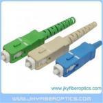Quality SC/APC Fiber Optic Connector/SC optical fiber connector wholesale