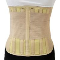 China BS -11 Elastic Breathble Mens Back Support Brace , Lumbar Sacral Support on sale