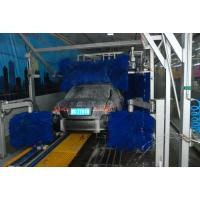Quality Autobase Car Wash Equipment With Hydraulic And Wheel Brush wholesale