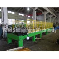 Quality Economical Sandwich Panel Production Line , Polyurethane Sandwich Panel Line wholesale