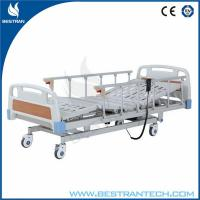 Quality Medical Beds Electric Hospital Equipment With Individual Brakes For Patient wholesale