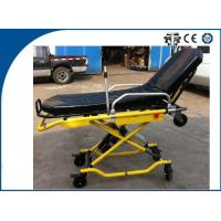 China Light Weight Aluminum Alloy Ambulance Stretcher Foldable for Outdoor Rescue on sale