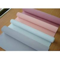 Cheap Electric Insulation Single Side Silicone Coated Fiberglass Fabric 0.25 - 0.8mm for sale