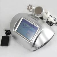 Cheap Slimming Liposonix Shockwave RF Cavitation Machine Anti - Aging Beauty Machine for sale