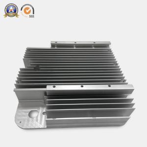Quality Surface Anodizing Cnc Aluminum Machining Parts LED Lighting Aluminum Heat Sink wholesale
