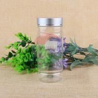 Buy cheap Factory Price 500ml Clear Empty Pet Plastic Screw Sweet Jar For Food from wholesalers