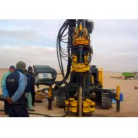 Quality Hydraulic Crawler Drills  SM300 With High Rotation Speed Rod Unscrew System wholesale