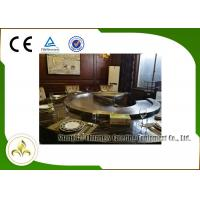 Quality 12 Seats Electric Teppanyaki Grill Table , Teppanyaki Barbecue Table Grill wholesale