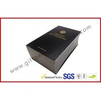 Quality Hot Stampig Emboss Paper Wine Packaging Boxes With Bible Book Shape wholesale