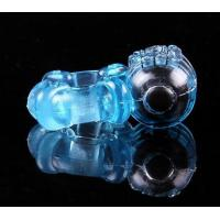 Cheap Five Speed Vibrating Penis Ring Vibrating Cock Ring For Male Long lasting Erections for sale
