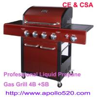 China Outdoor Gas Grill Barbeque on sale