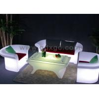 Home Furniture Starlish Brand Sofa PE LED Sofas Mordern Club /Events Sofa