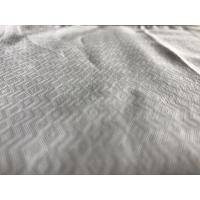 Quality T/C 57/8 Width Jacquard Yarn Dyed Cotton Fabric  For Clothes / Mens Shirt Apparel wholesale