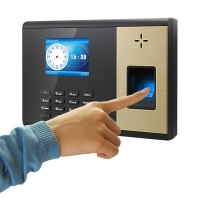 China Employee SMS TCP IP Ethernet Fingerprint Attendance Machine on sale