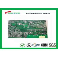 Quality Lead Free White Silkscreen Double Sided Circuit Board for TV wholesale