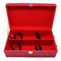 Quality Wooden wine gift box, made of wood wholesale